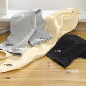 Tri-Fold Hand Towel with Grommet and Hook