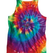 Multi-Color Spiral Tank Top